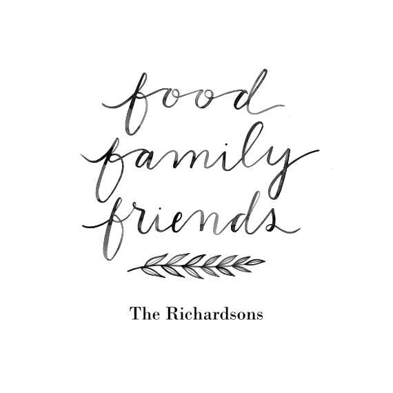 Non Photo Framed Canvas Print, Chocolate, 12x12, Home Décor -Food Family Friends