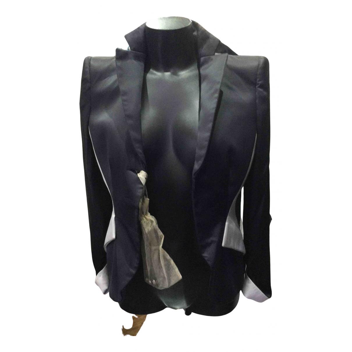 Giorgio Armani N Multicolour Silk jacket for Women 40 IT