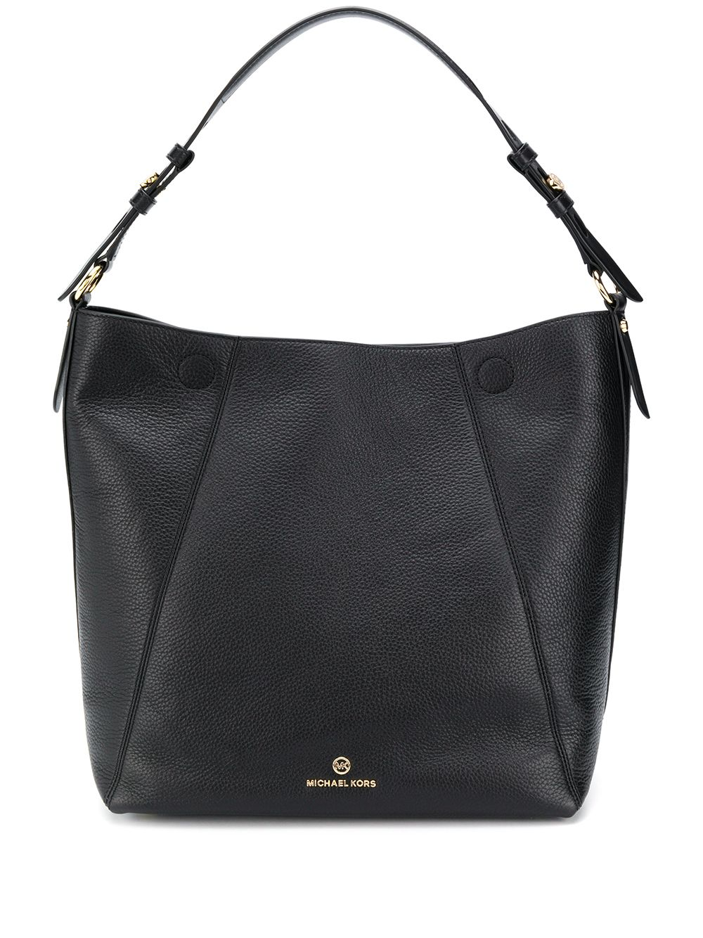 Lucy Large Leather Shoulder Bag