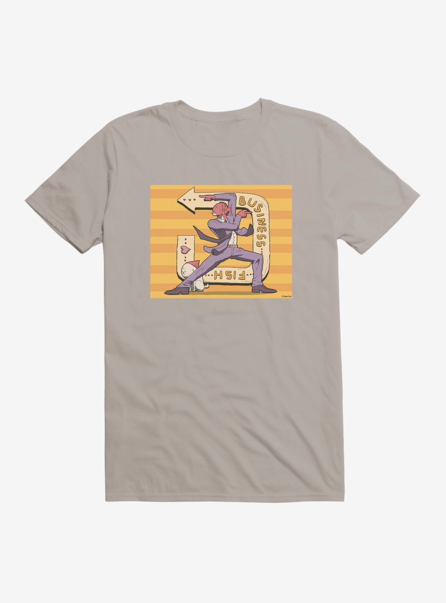 Business Fish Which Way T-Shirt