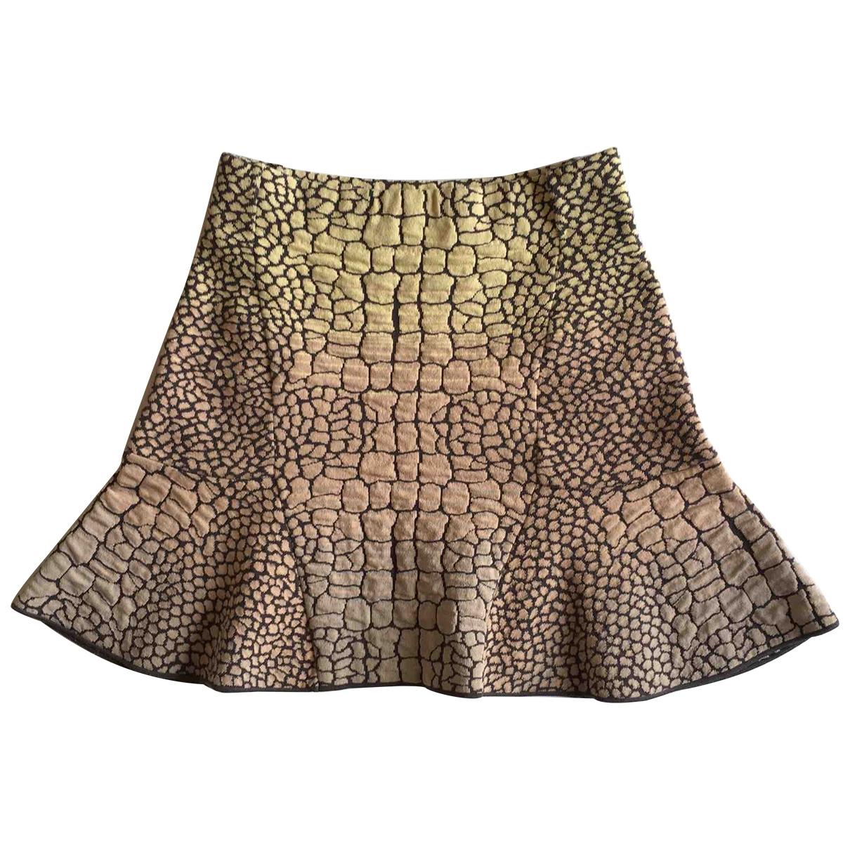 M Missoni - Jupe   pour femme en coton - multicolore