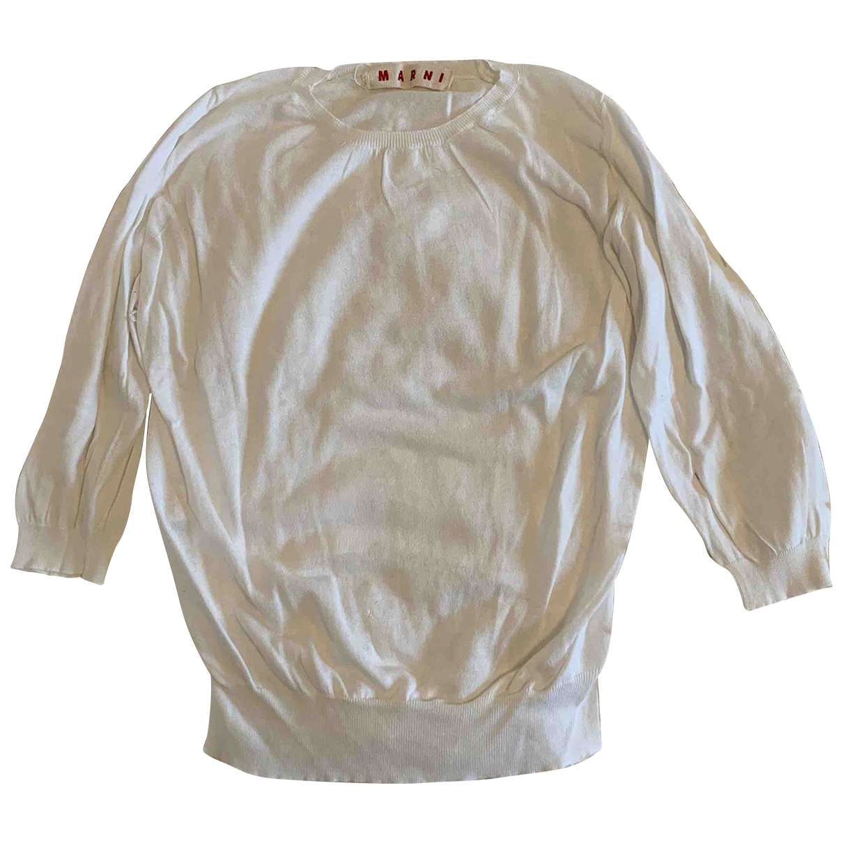 Marni \N White Cotton  top for Kids 8 years - up to 128cm FR
