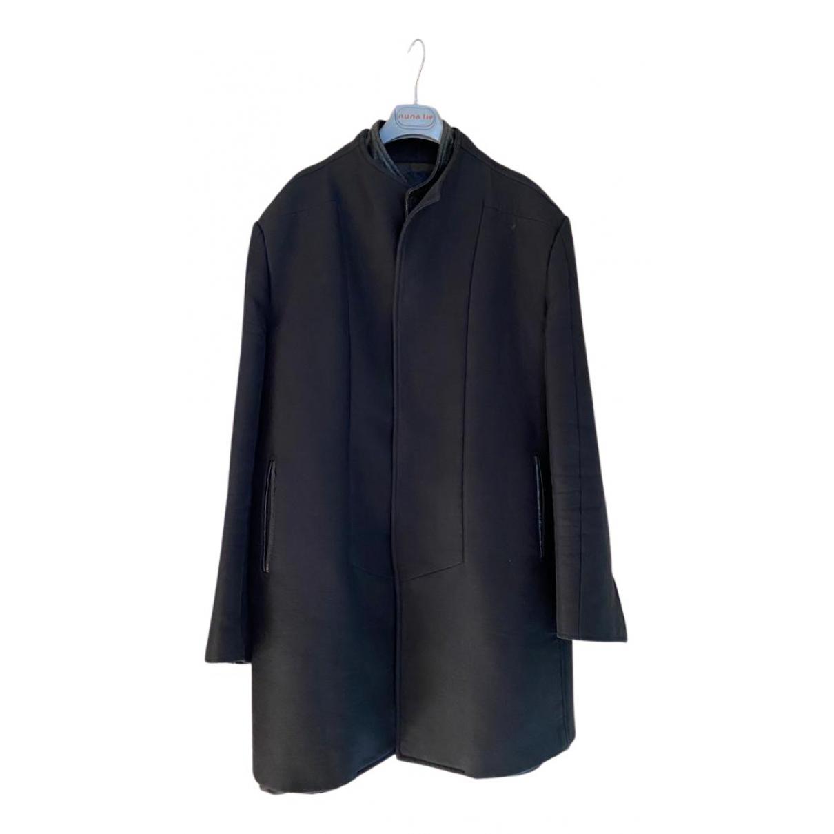 Zara - Manteau   pour homme - noir