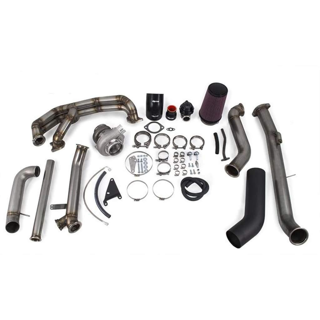 ETS 08-14 Subaru STI Turbo kit Standard Turbo Kit Speed Density 2 Bolt Up-Pipe Connection GTX3584RS Gen 2 Vband