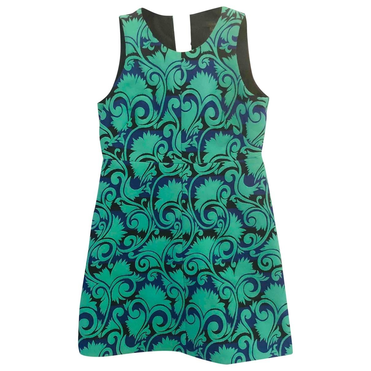 J.crew \N Multicolour Cotton dress for Women 4 US