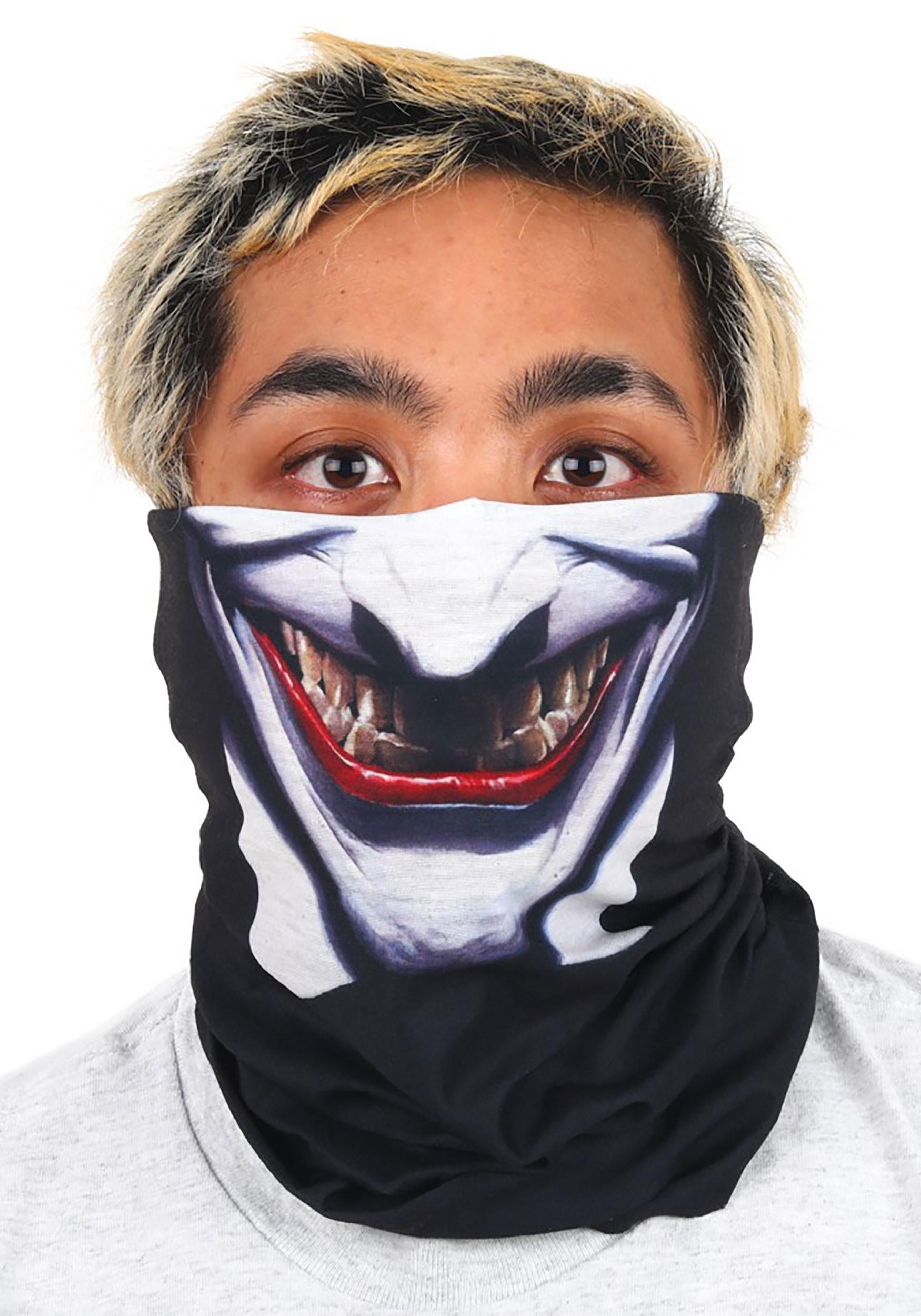 The Joker Neck Gaiter for Adults