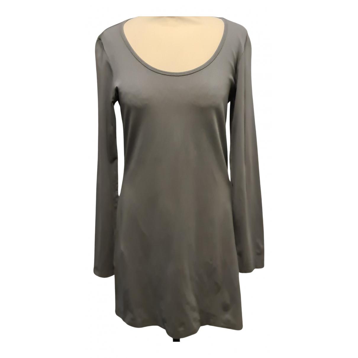 Esprit N Grey Cotton dress for Women XL International