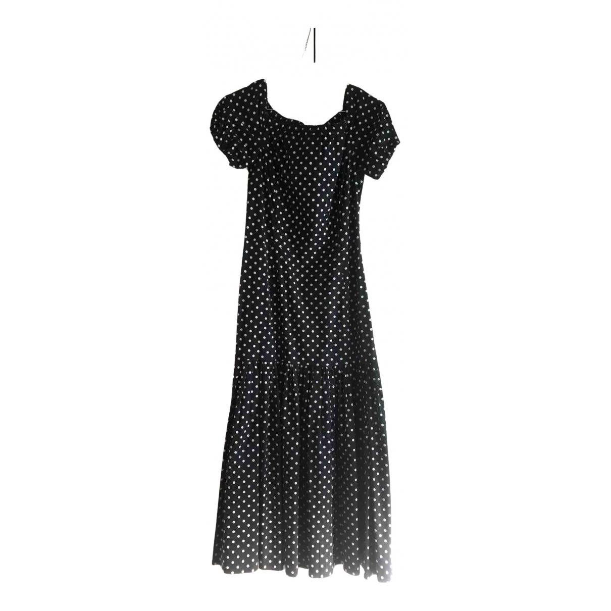 Prada \N Black Cotton dress for Women 36 FR