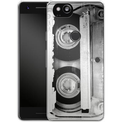 Google Pixel 2 Silikon Handyhuelle - Mixtape One von Claus-Peter Schops