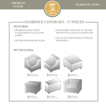 FLORENCE-17bWC Protective Cover