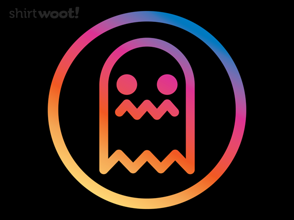 Instaghost T Shirt
