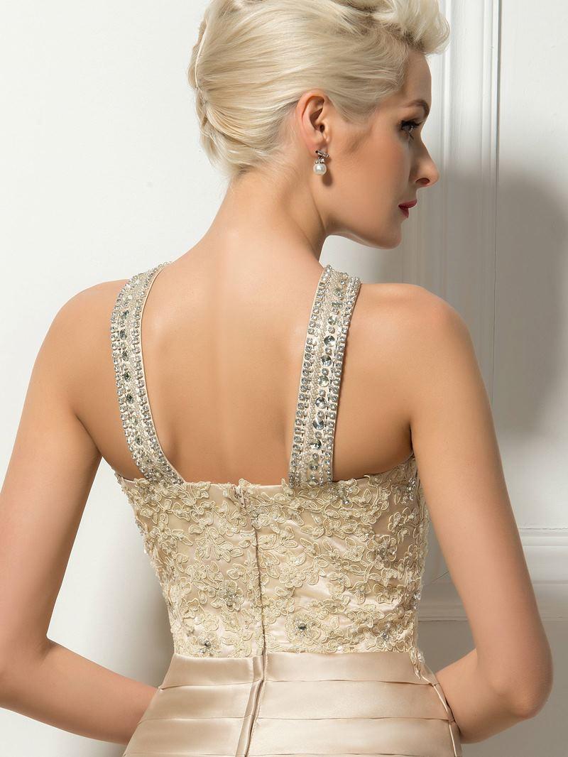 Modern Scoop Neck Sheath/Column Short Cocktail Dress
