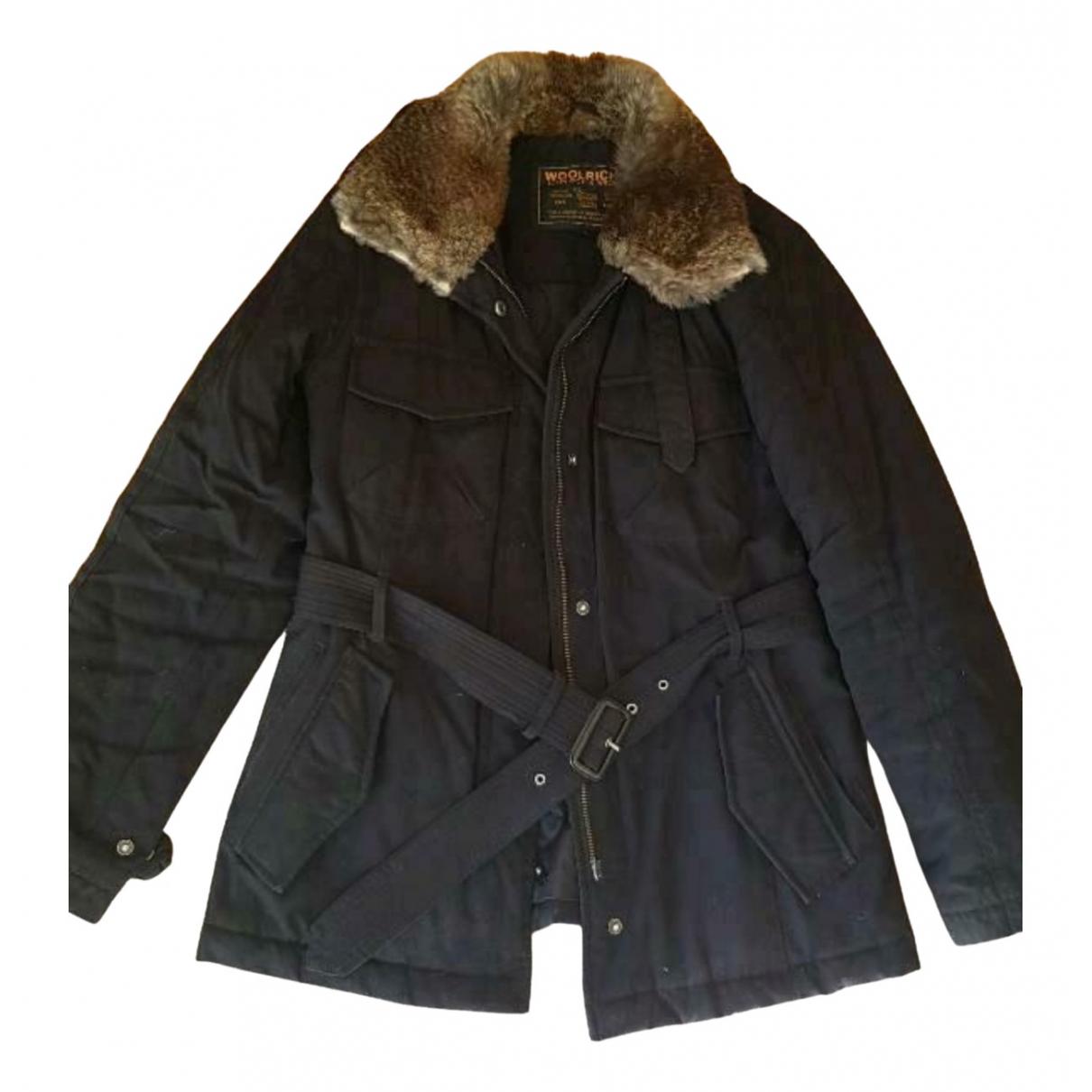 Woolrich \N Black jacket for Women M International