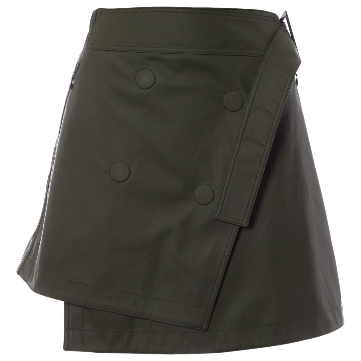 Paco Rabanne \N Khaki skirt for Women 38 IT