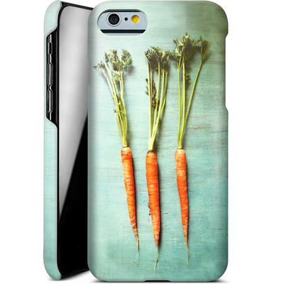 Apple iPhone 6s Smartphone Huelle - Three Carrots von Joy StClaire
