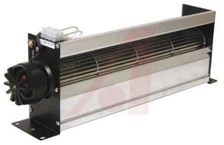 ebm-papst Tangential Centrifugal Fan, 115 V ac AC (FE1Q Series)