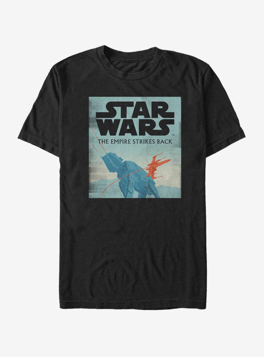 Star Wars Empire Minimalist T-Shirt
