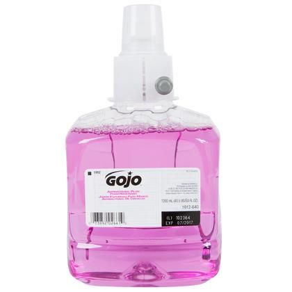 Gojo® LTX-12™ Soap Refill, 1200ml - Antibacterial Plum Scent Handwash