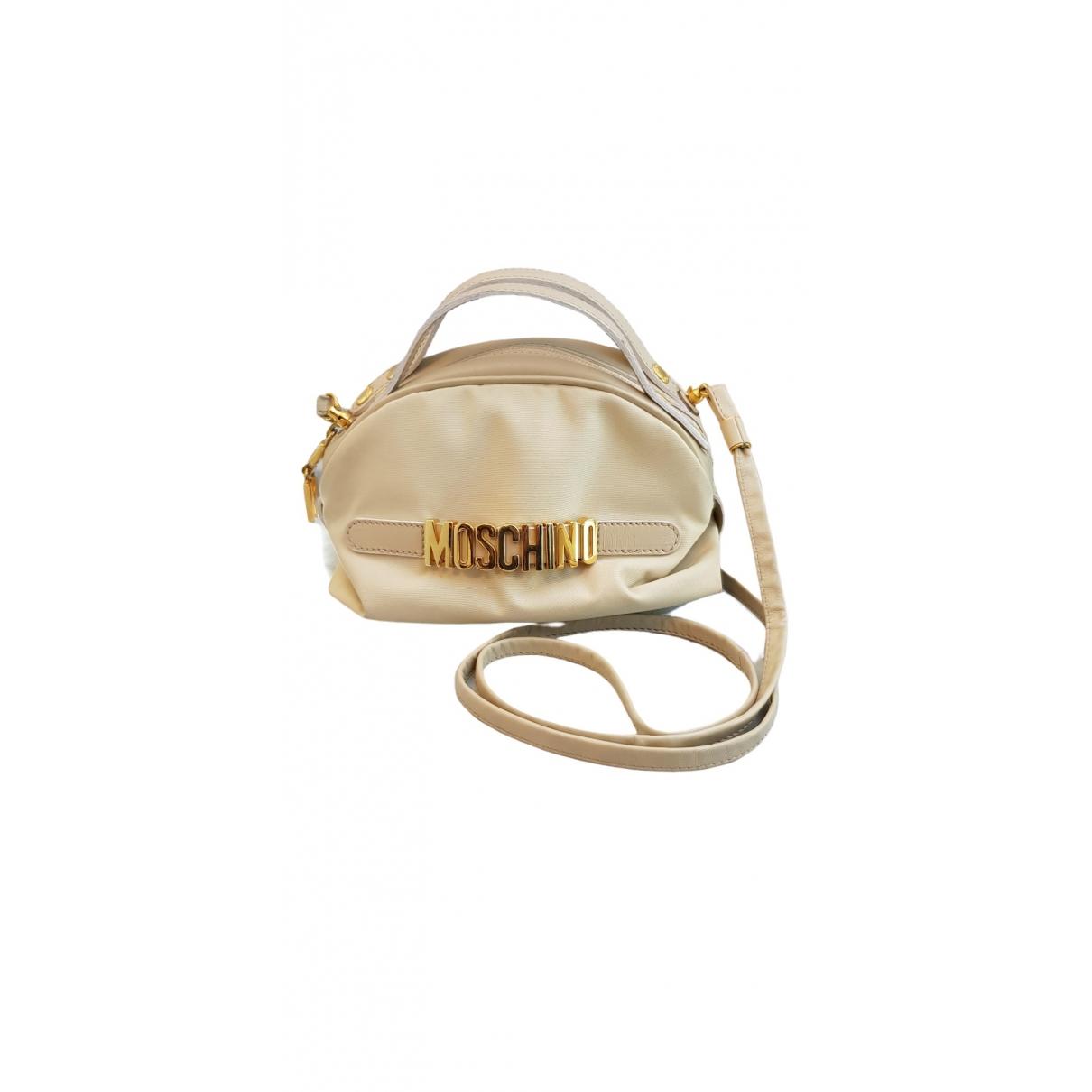 Moschino \N Ecru handbag for Women \N