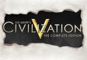 Sid Meiers Civilization V Complete Edition Steam CD Key