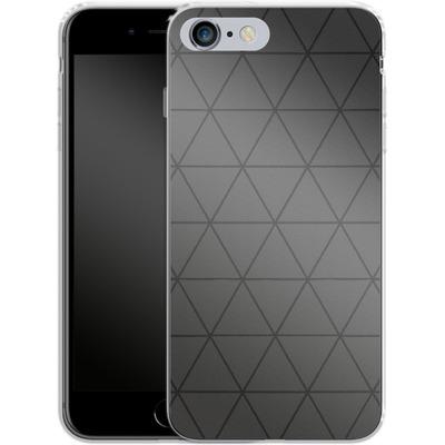 Apple iPhone 6s Plus Silikon Handyhuelle - Ash von caseable Designs