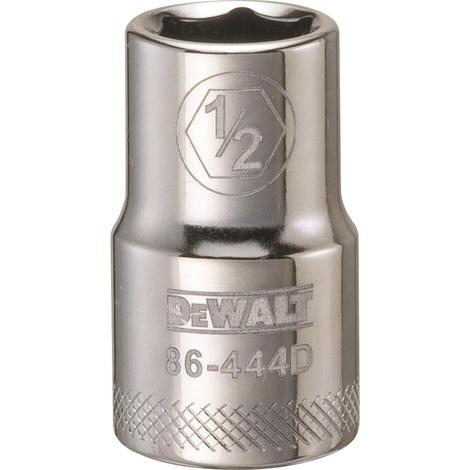 DeWalt 6 Point 1/2# Drive Socket 1/2#