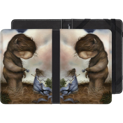 TrekStor eReader Pyrus eBook Reader Huelle - Kindered Spirits von Dan May