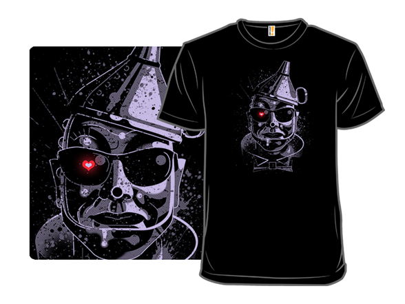 The Tinmanator T Shirt