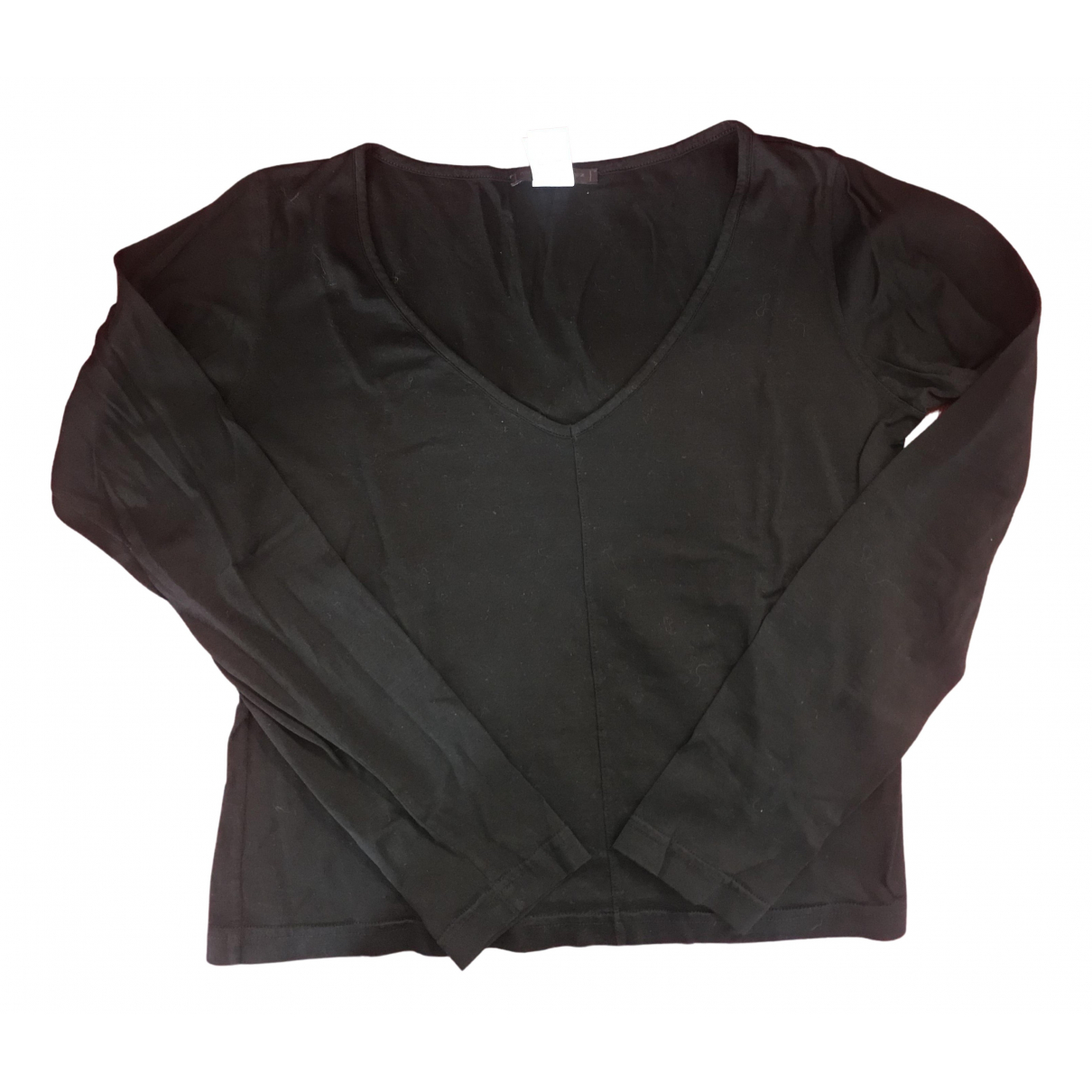 Narciso Rodriguez N Black Cotton  top for Women S International