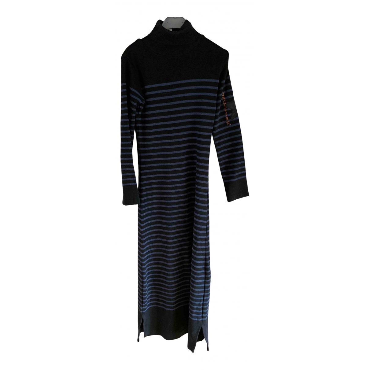 Maxi vestido Jean Paul Gaultier