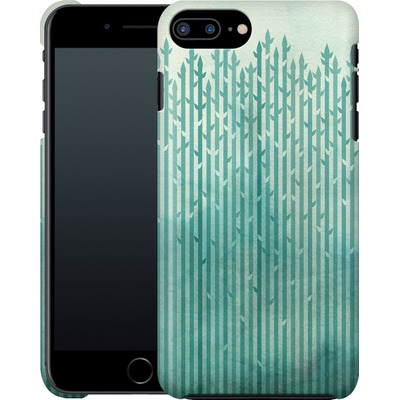 Apple iPhone 7 Plus Smartphone Huelle - Misty Morning von Little Clyde