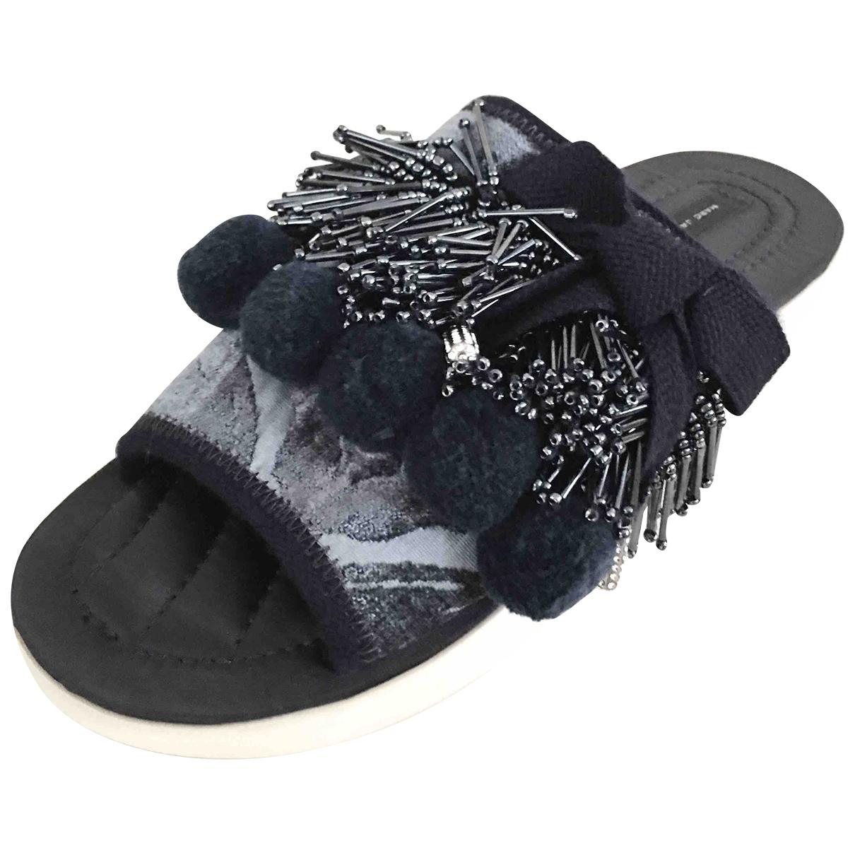 Sandalias de Lona Marc Jacobs