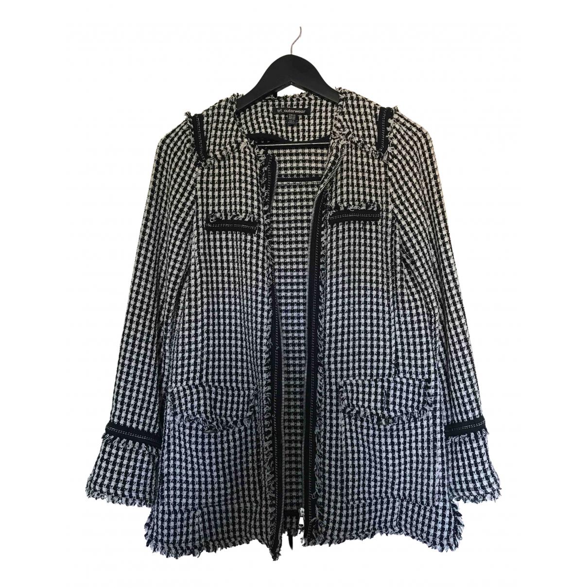 Traje  Tweed Zara