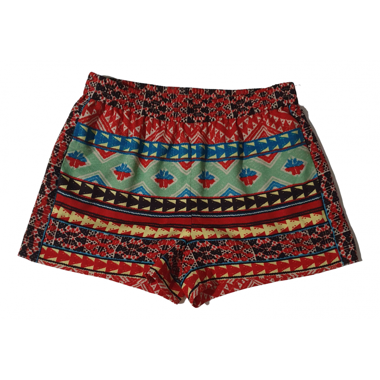 Bcbg Max Azria \N Shorts in  Bunt Viskose