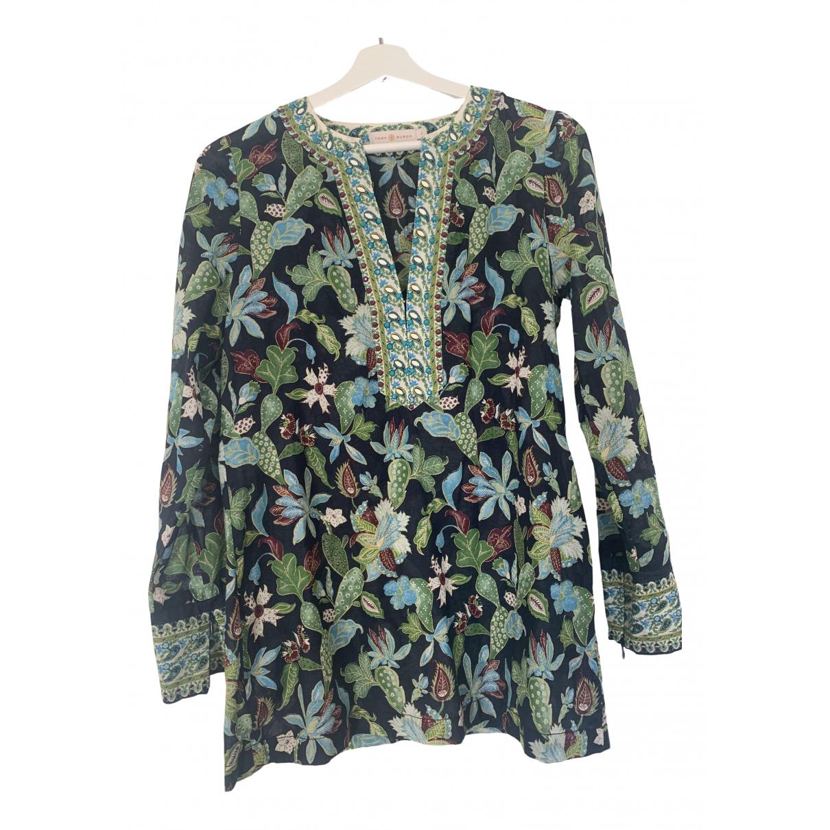 Tory Burch \N Multicolour Cotton  top for Women 4 UK