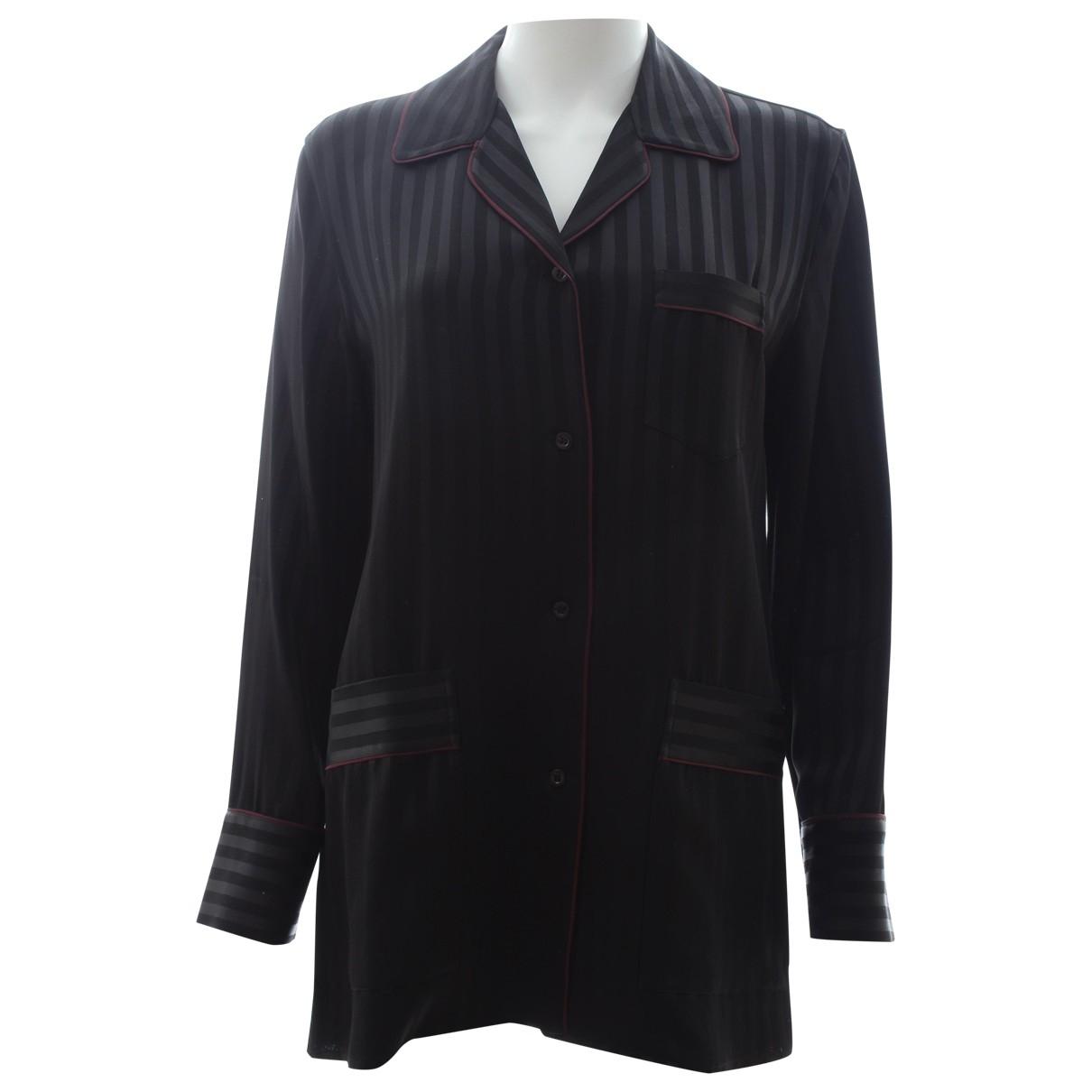 Camisa de Seda Givenchy