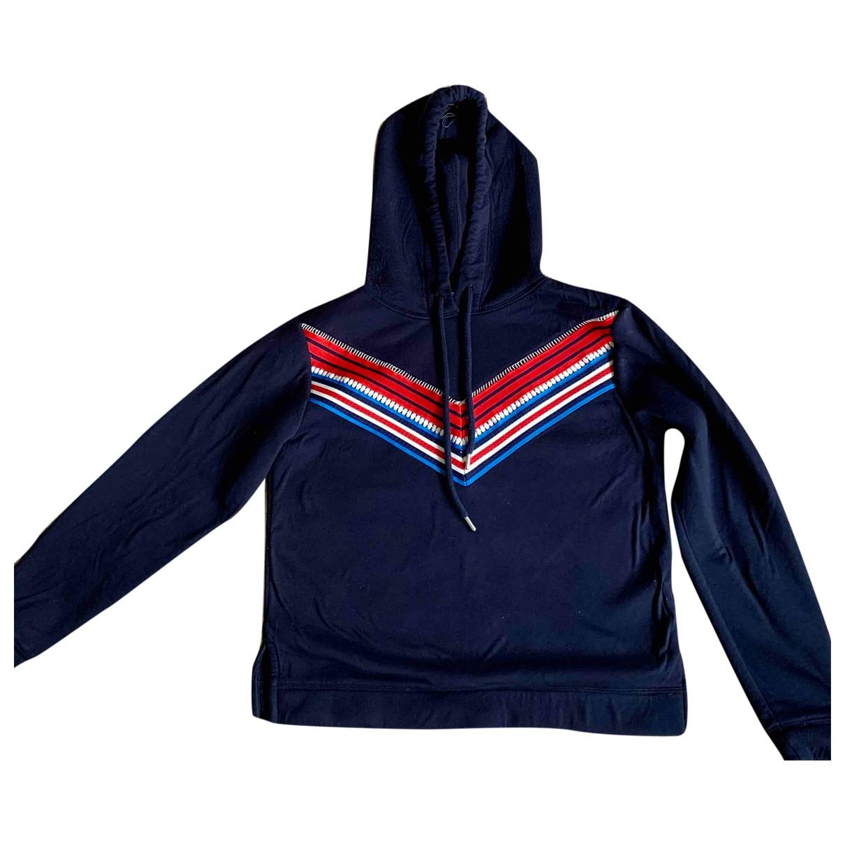 Sandro \N Navy Knitwear for Women 36 FR