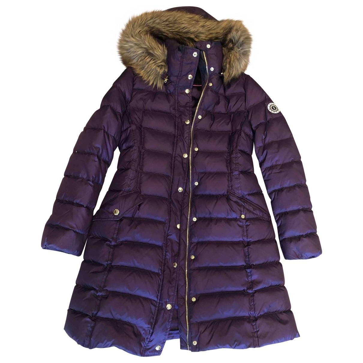 Juicy Couture \N Purple coat for Women L International