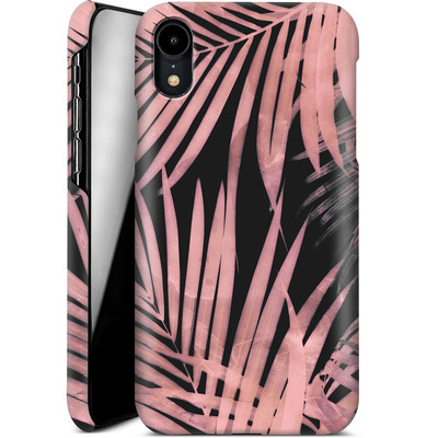 Apple iPhone XR Smartphone Huelle - Delicate Jungle Art von Emanuela Carratoni