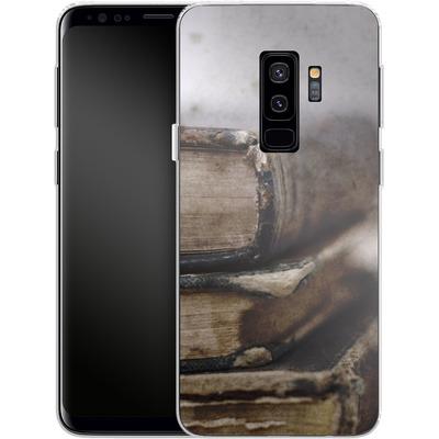 Samsung Galaxy S9 Plus Silikon Handyhuelle - Ordnung Ist Das Halbe Wohnen von Marie-Luise Schmidt