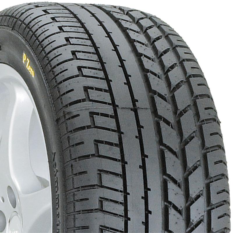 Pirelli 1044300 P Zero Asimmetrico Tire 235 /50 R17 96W SL BSW JA