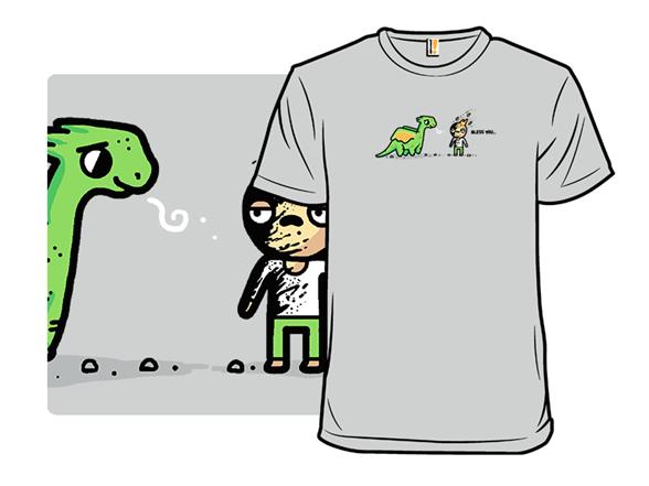 Sneezing T Shirt