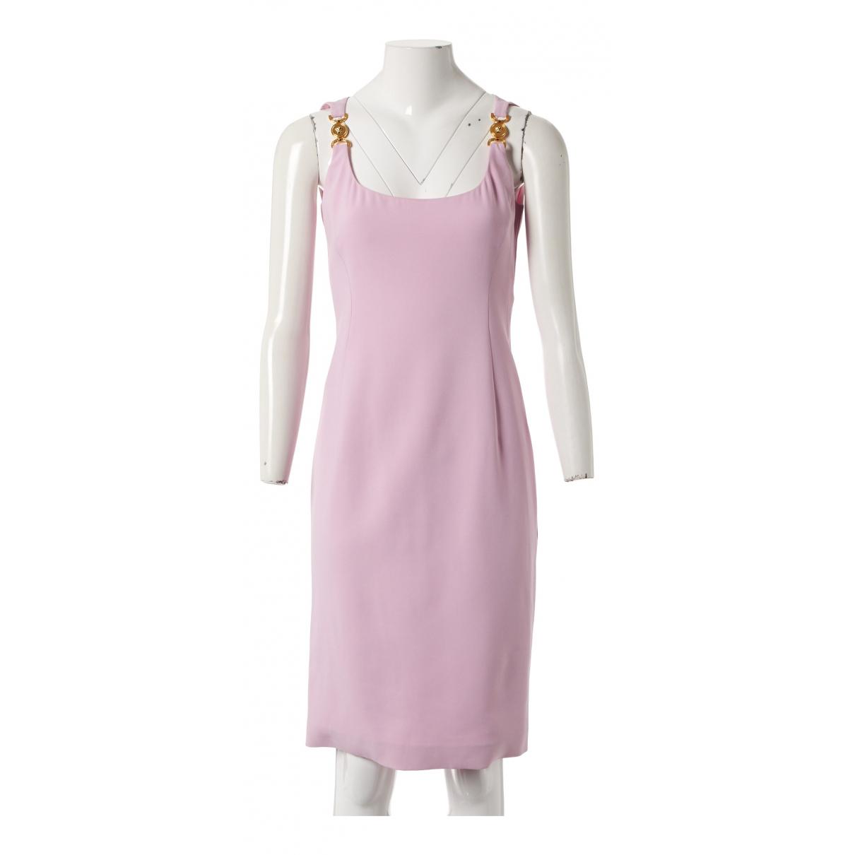 Versace - Robe   pour femme - violet