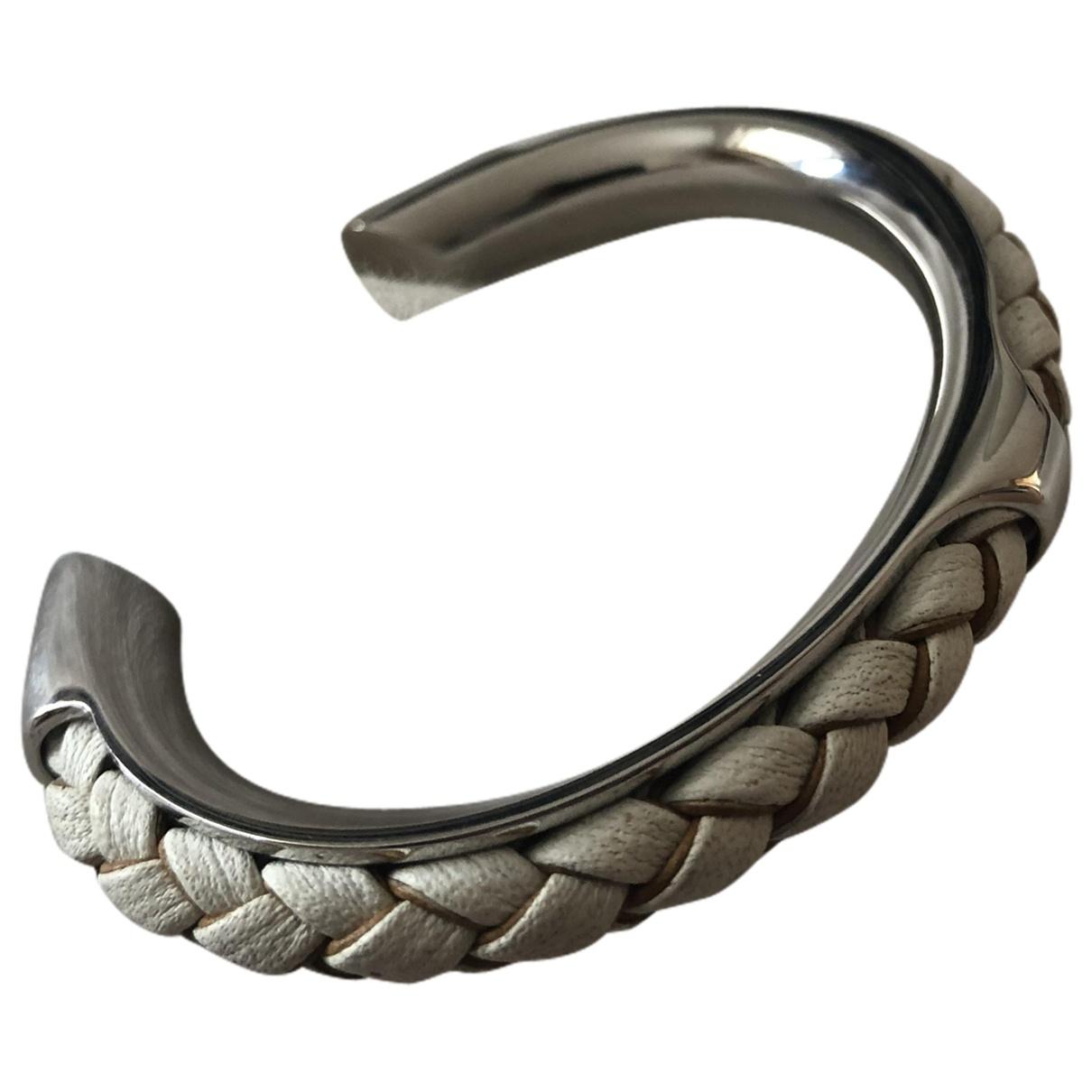 Hermès Kyoto White Leather bracelet for Women N