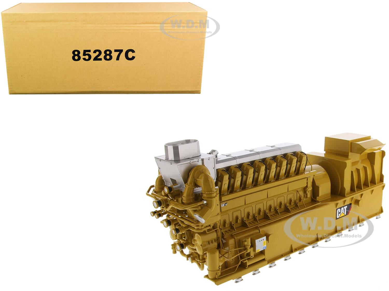 CAT Caterpillar CG260-16 Gas Engine Generator