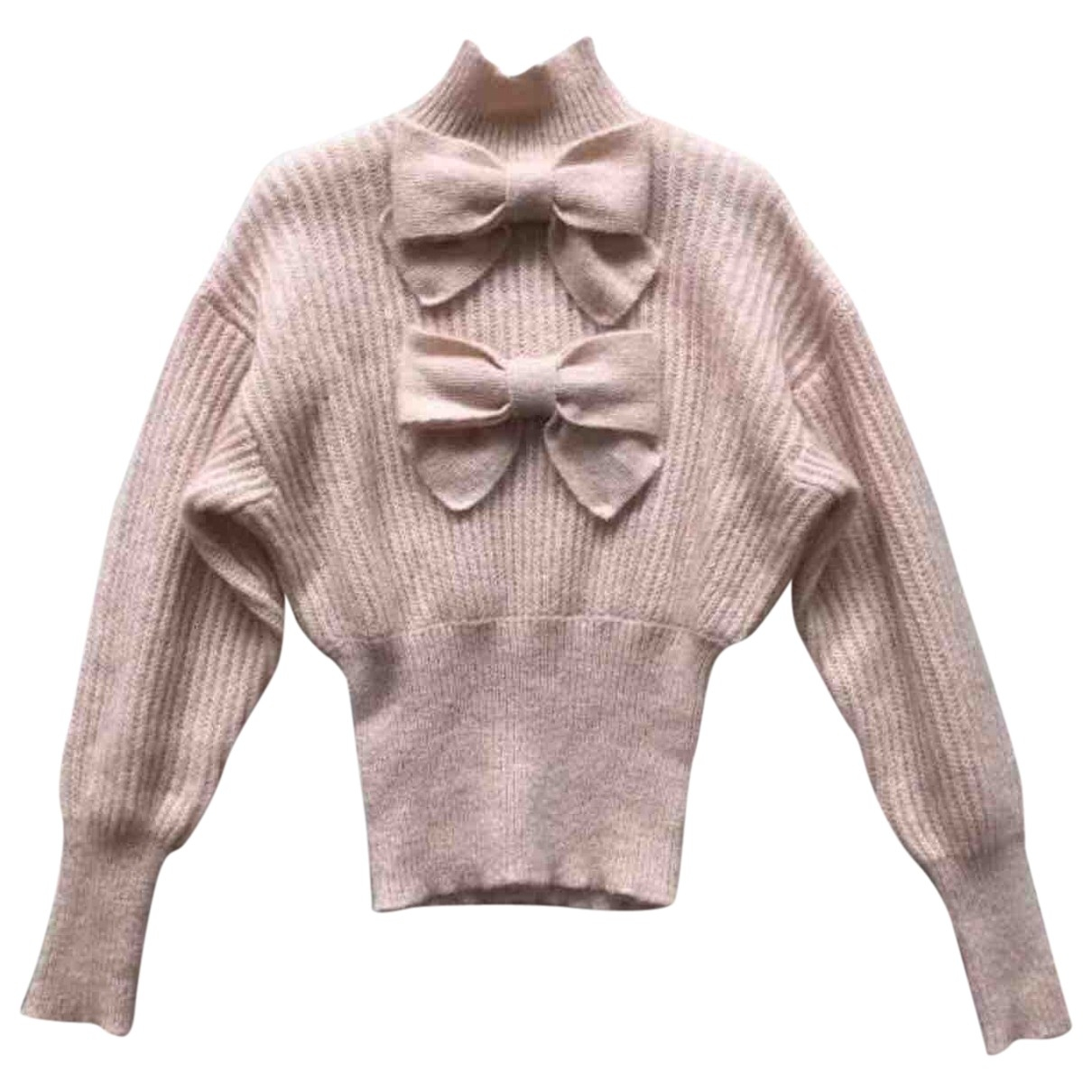 Zimmermann \N Pink Wool Knitwear for Women 0 0-5