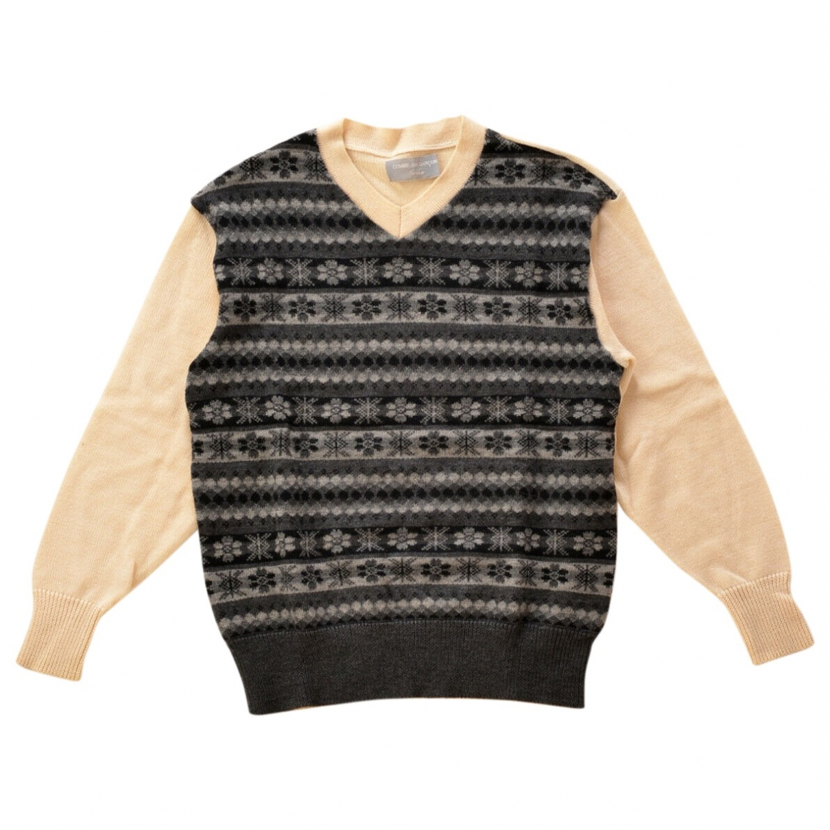 Comme Des Garcons \N Multicolour Wool Knitwear & Sweatshirts for Men M International