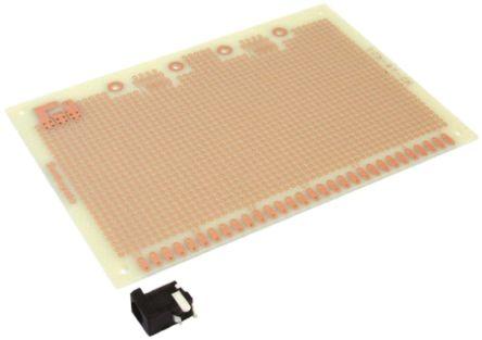 Sunhayato ICB-97-CK, Matrix Board with 1mm Holes 2.54 x 2.54mm Pitch, 138 x 95 x 1.6mm
