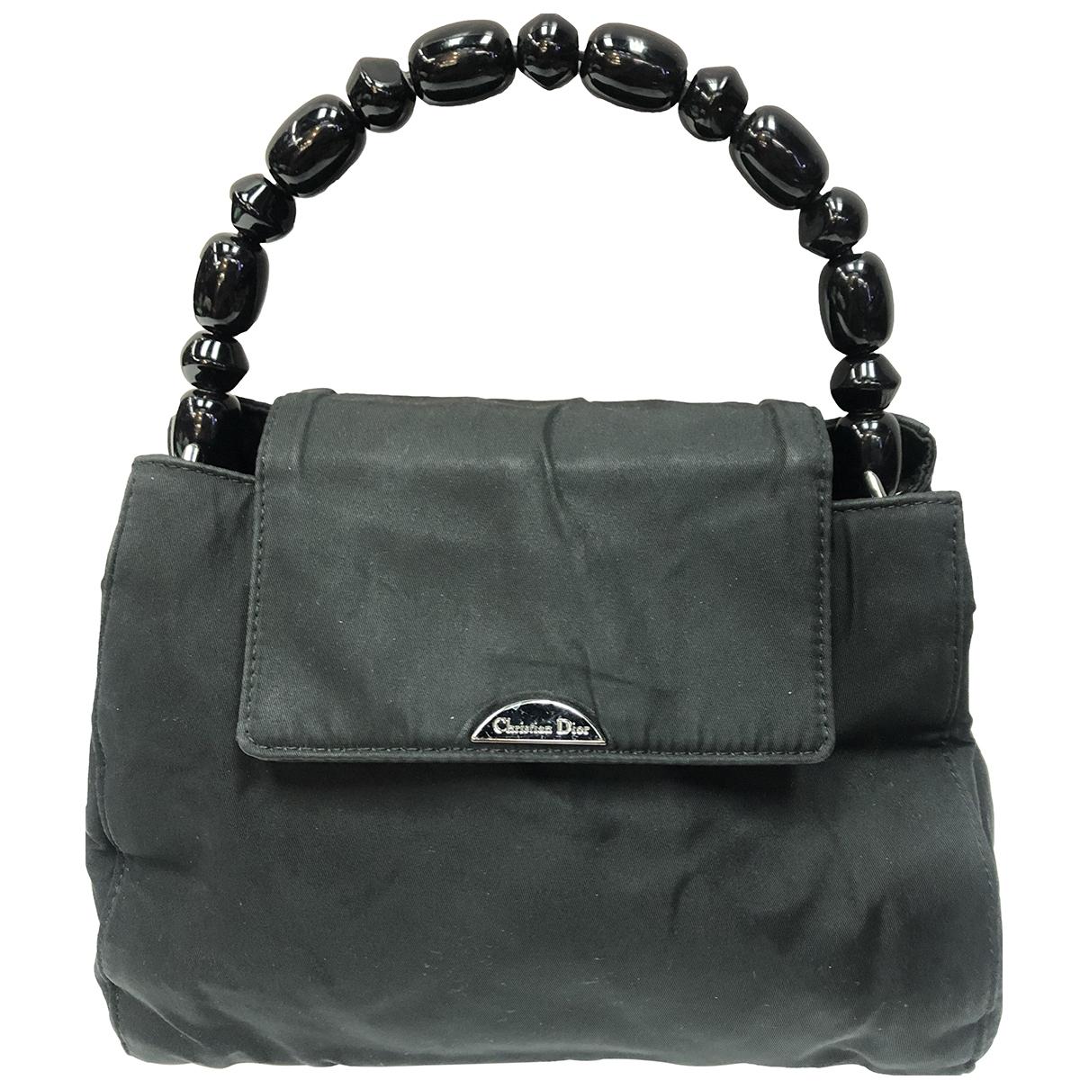 Dior Malice Black Cloth handbag for Women \N