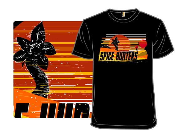 Spice Hunters T Shirt